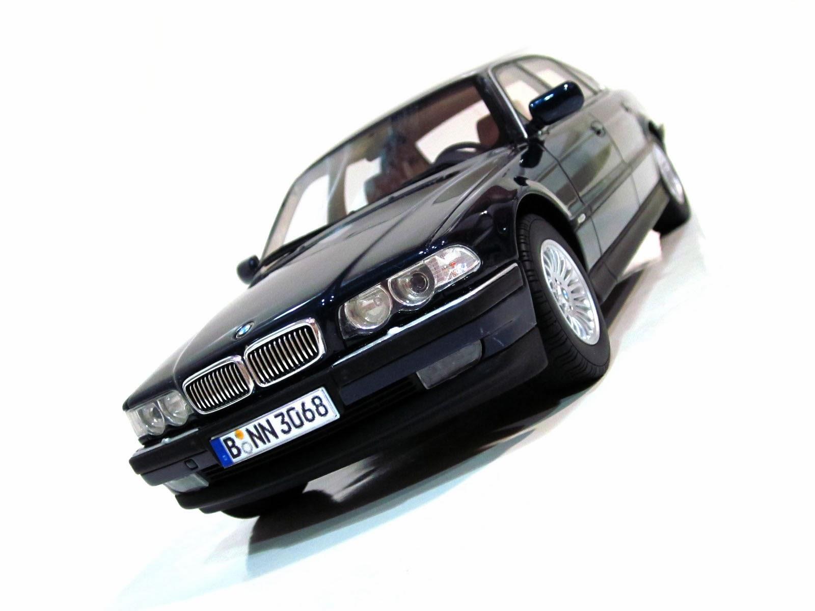 BMW 750iL E38 '99 - Otto Models