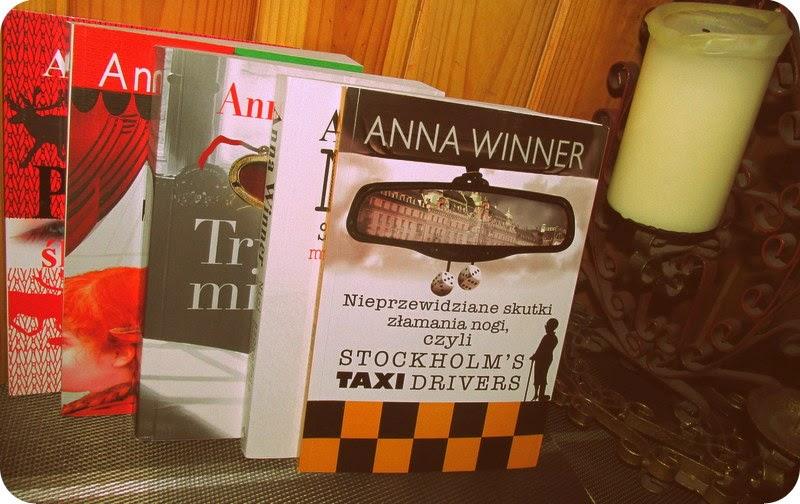 Poznajcie Annę Winner i jej książki!