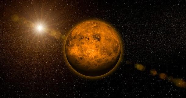 Como seria como viver em Vênus?
