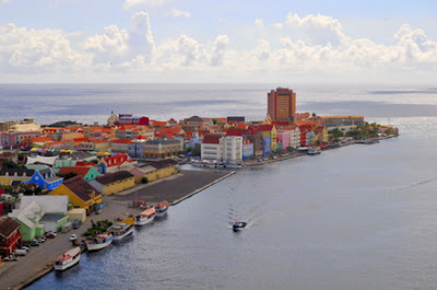 Najživopisniji gradovi - Uzbudljiva eksplozija boja Viljemstad