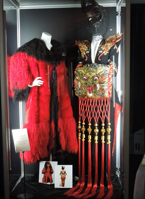 Cruella de Vil movie costumes