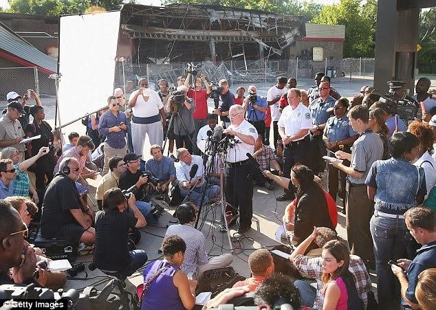 Ferguson's Media Problem