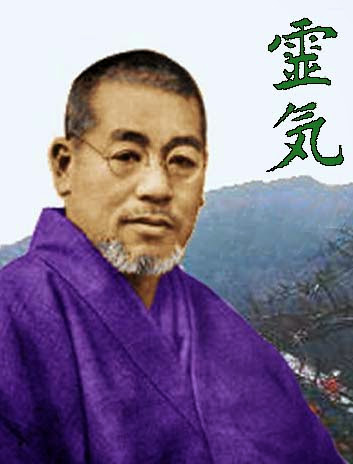Mikao Usui -  E os cinco Princípios do Reiki