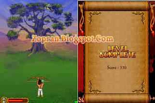 arjun the warrior prince java games