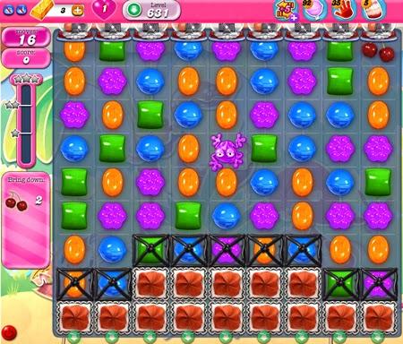 Candy Crush Saga 631