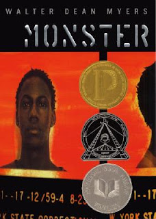 a literary analysis of the teen novel monster by walter dean myers Are all teen books written in eye monster by walter dean myers is a criminal monster by walter dean myers is truly a mystery type of book.