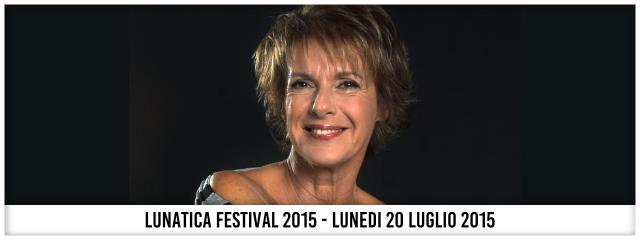 Il Pranzo di Babette - Lunatica Festival 015 - Lella Costa