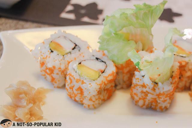 California Maki Sushi