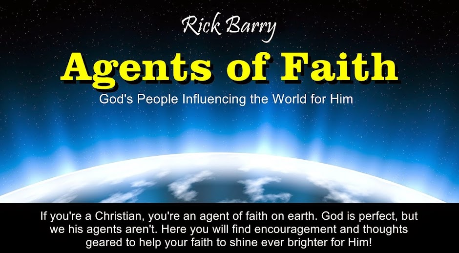 Rick Barry – Agents of Faith