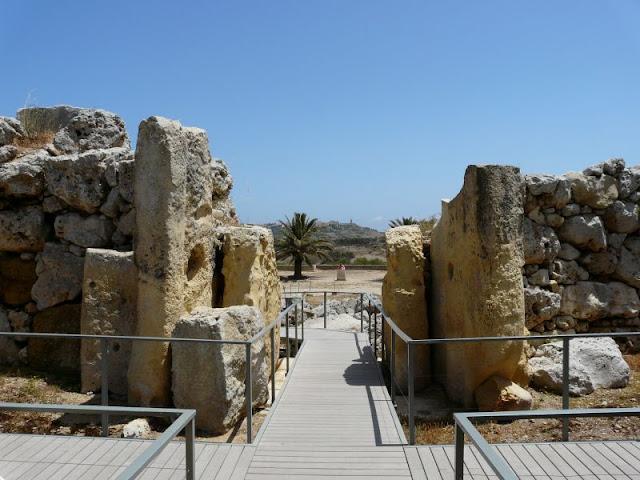 Świątynie Ggantija Temples na Gozo