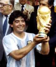 Cumpleaños de Maradona trending topic en Twitter