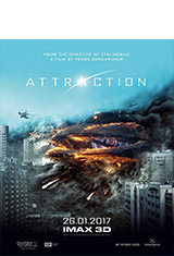 Attraction (2017) DVDRip Español Castellano AC3 2.0