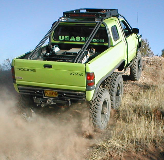 Sentimentos de um entusiasta automotivo!: Dodge Ram T-Rex ...
