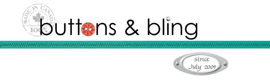 Buttons & Bling