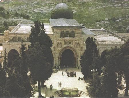 Mengapa Yahudi menggali di bawah Masjid Al-Aqsa?