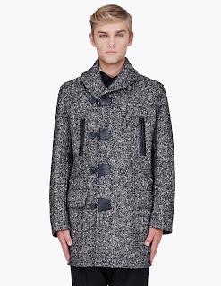 Seungri's Galliano coat