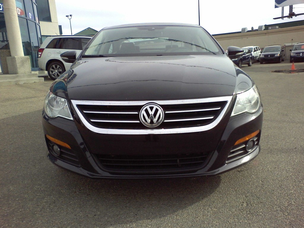 2010 volkswagen passat cc coupe tsi sedan edmonton cars. Black Bedroom Furniture Sets. Home Design Ideas