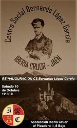 Reinauguración del C.S. Bernardo López García