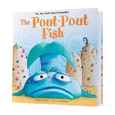 Posted by collyn23 at 7 30 am for The pout pout fish book