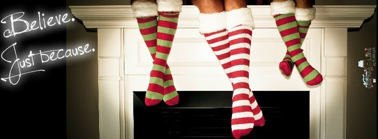 Christmas Stockings Cover Photo