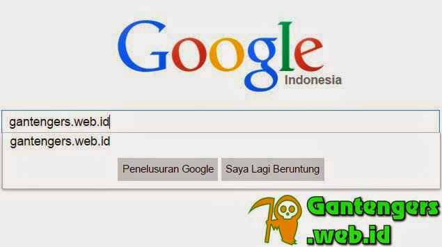 Cara Mengubah Default Search Engine Google Chrome