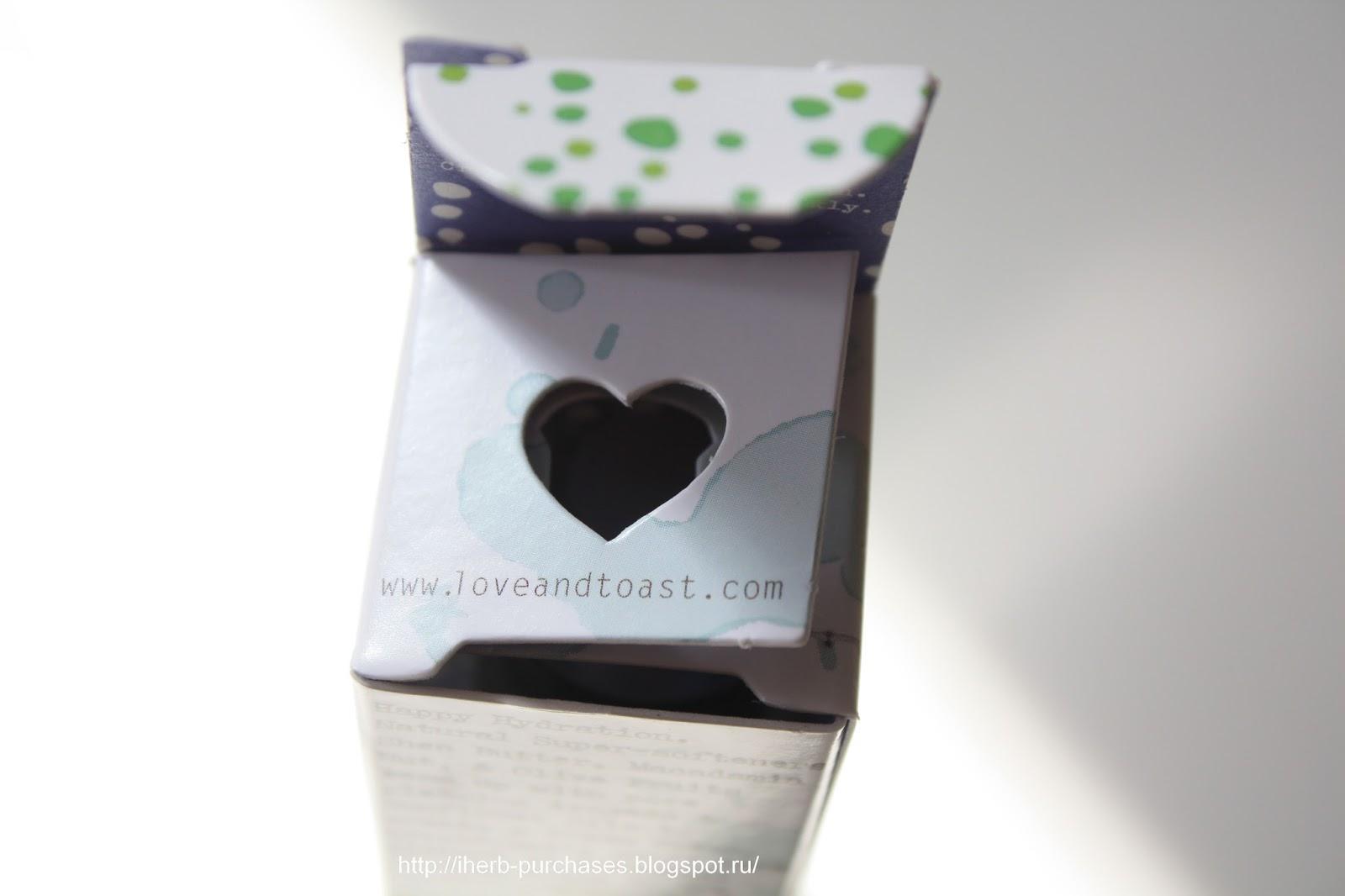 Love & Toast by Margot Elena, Hand Creme, Gin Blossom, 1.25 oz (35 g)