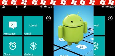 Windows Phone 7 Launcher Pro v3.0.4