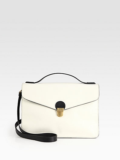 10 Best Top-Handle Bags For Summer 2013: Marc by Marc Jacobs Top Chicret Top-Handle Bag