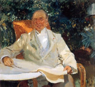 Ernest Coquelin, Joaquín sorolla