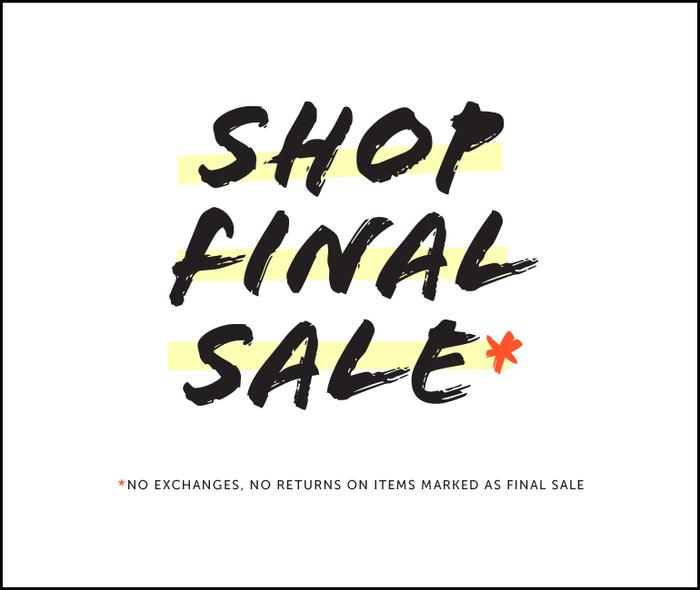 J.Crew final sale