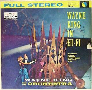 Wayne King - Wayne King in Hi-Fi (196?)