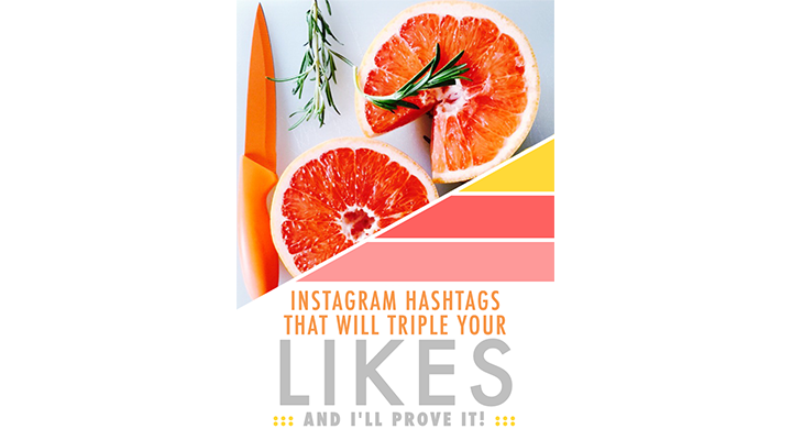 Instagram Hashtags for Pets, Dogs, Cats, Fashion, Colors, Food, Cooking that will triple likes