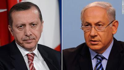 Turki, Israel Rujukan? Sebuah Strategi Baru Erdogan