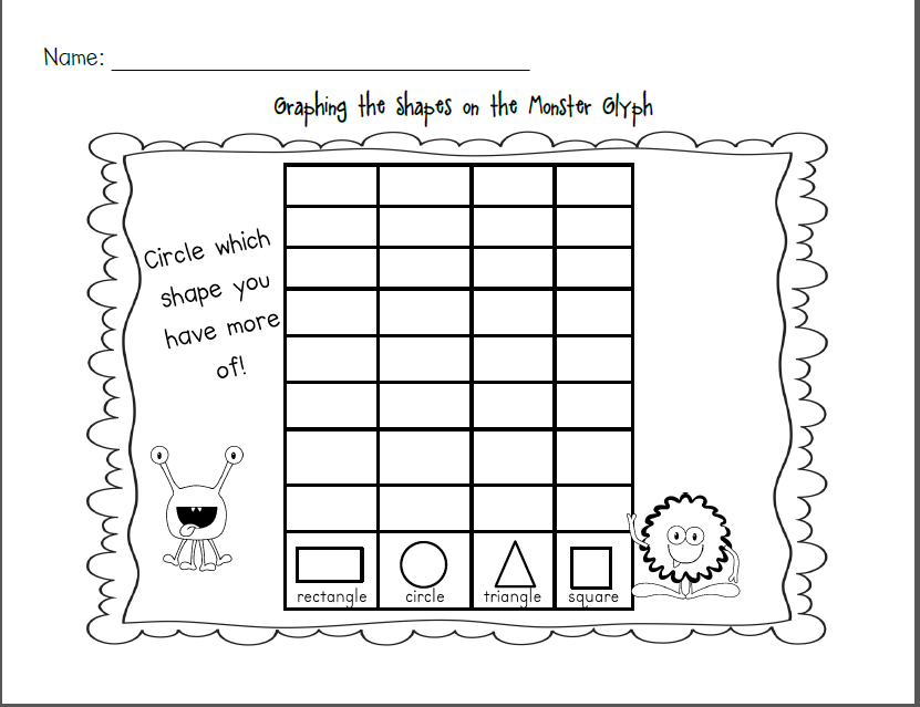Kindergarten Bar Graph Worksheet kindergarten graph worksheets – Kindergarten Graphing Worksheet