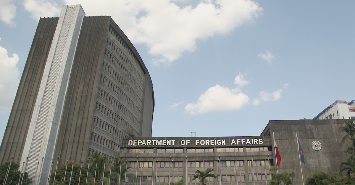 Department of foreign affairs imgurm - Department of foreign affairs offices ...