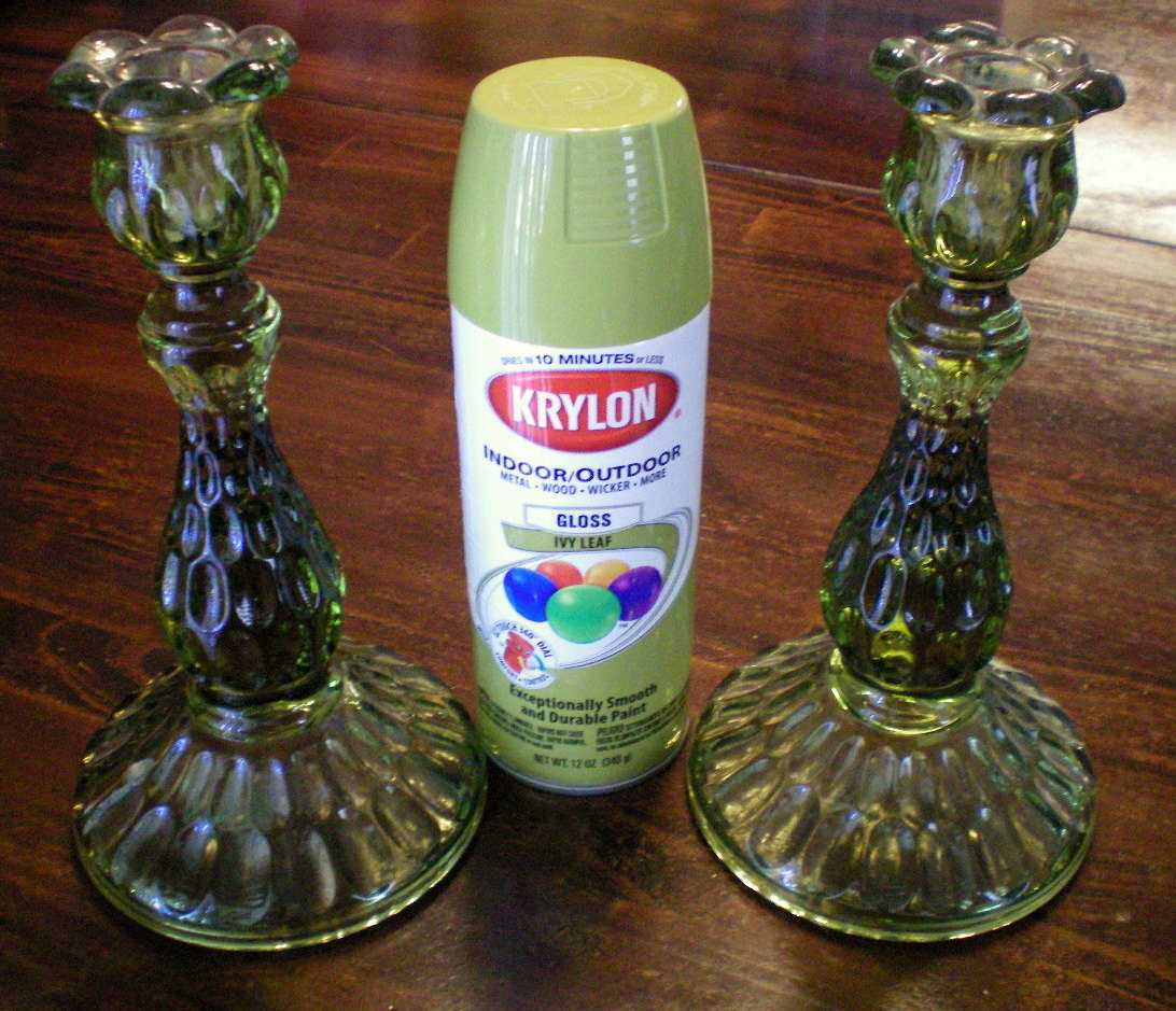 New home decor touches using krylon spray paint craft o maniac Teal spray paint for metal