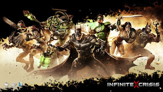 DC's Infinite Crisis game shutting down