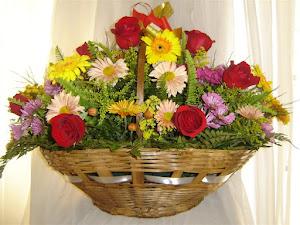 Flores para você