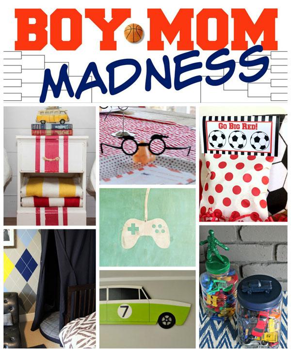 Boy Mom Madness: B.O.Y.  D.I.Y.