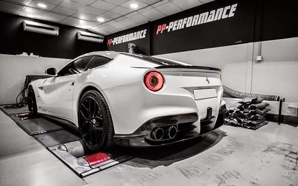 Ferrari F12 Berlinetta PP-Performance