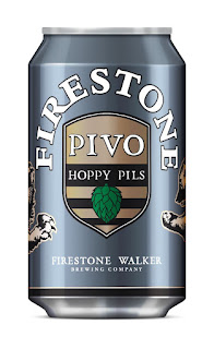 image of Firestone Walker Pivo Hoppy Pils courtesy the brewery