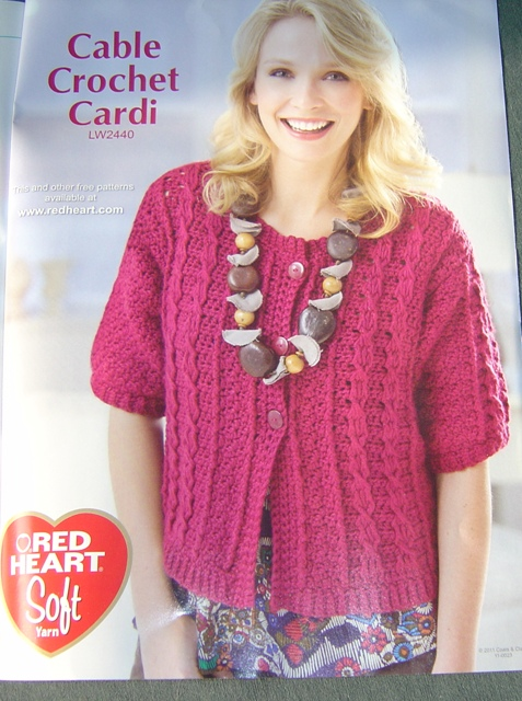 Crochet Magazines List : Enthusiastic crochetoholic: Latest Crochet Today Magazine