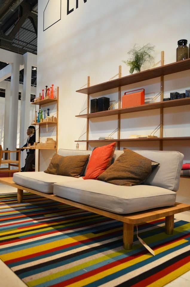 Skandinavisches Design auf der Mailänder Möbelmesse - dk3