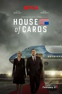 House of Cards Temporada 3 Online