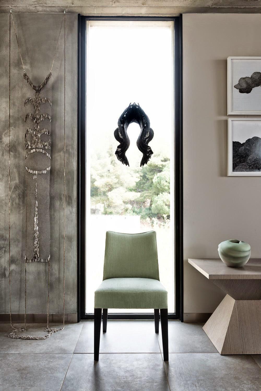 décoration intérieur, aménagement d'espace, tapisserie chaise