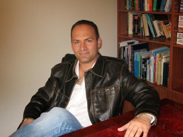 Photo of Author Alex George