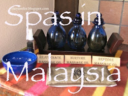 Fav Spas in Malaysia