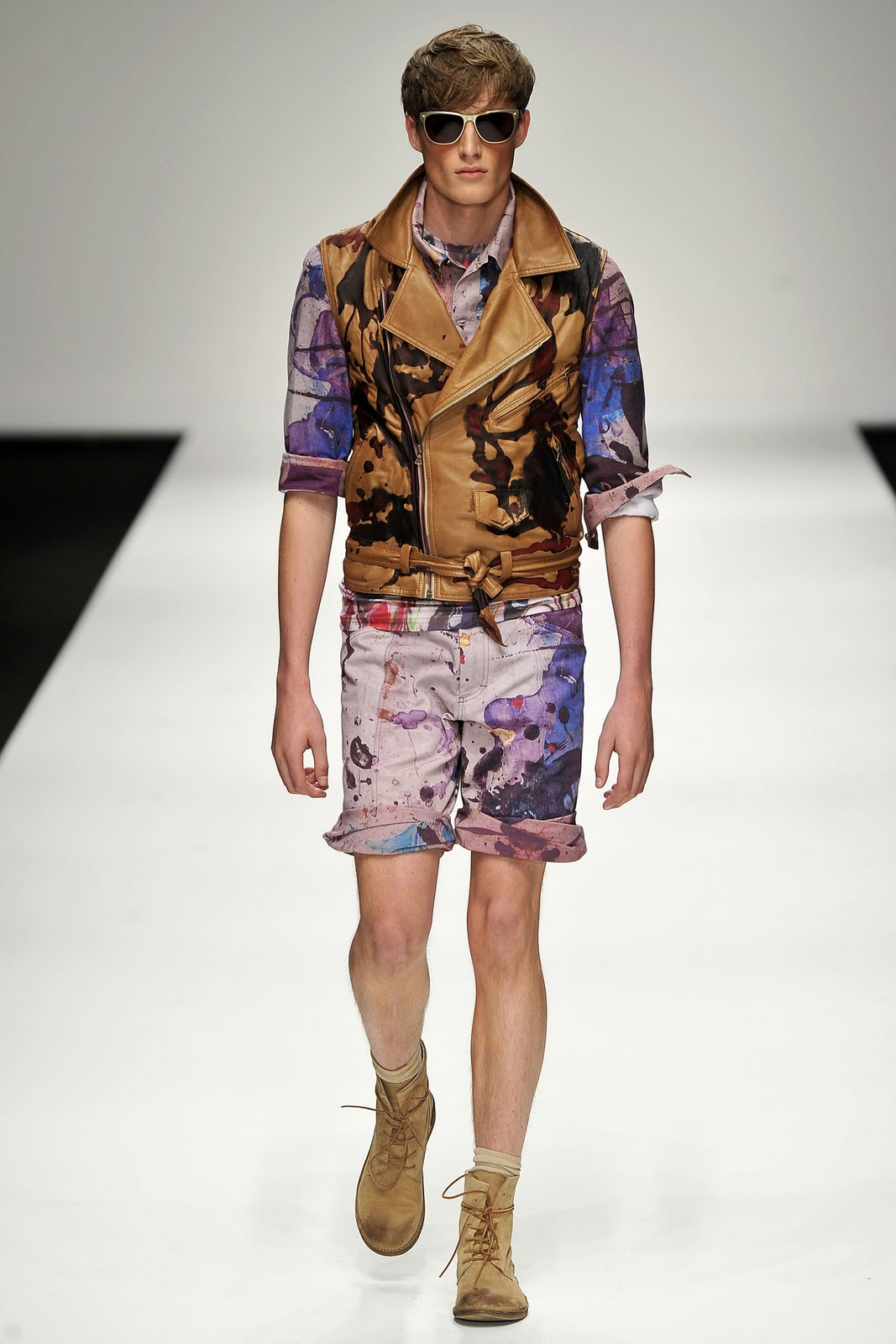 There 39s Always something refreshing to look at this London Fashion Week
