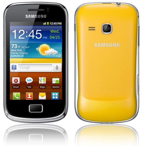 Spec Samsung Galaxy Mini 2