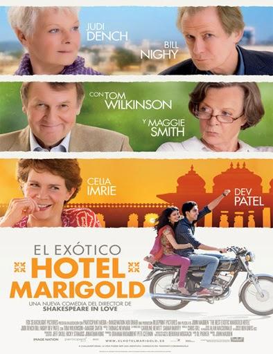 Ver El exótico Hotel Marigold (The Best Exotic Marigold Hotel) (2012) Online